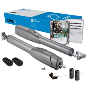 CAME ATS-P5 230V Worm Drive Operated ATS Kit For A Pair Of Swing Gates Up To 5 Metres Each Leaf