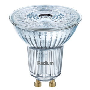 5.5W Retrofit Dimmable GU10 LED Lamp In Cool White 4000K