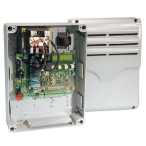 CAME ZLJ14 24V DC Control Panel For A Single Leaf Swing Gate With Built In Radio Decoder