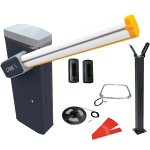 CAME GT8-4M-KIT GARD GT8 24V Automatic Barrier Kit For Road Widths Up To 4 Metres