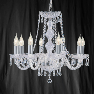 Acrylic crystal chandelier parts and lamp parts, Acrylic Crystal
